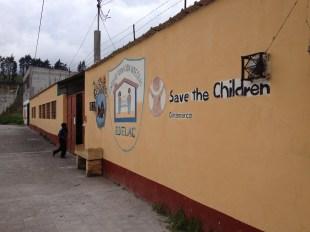 Entryway of Escuela de la Calle