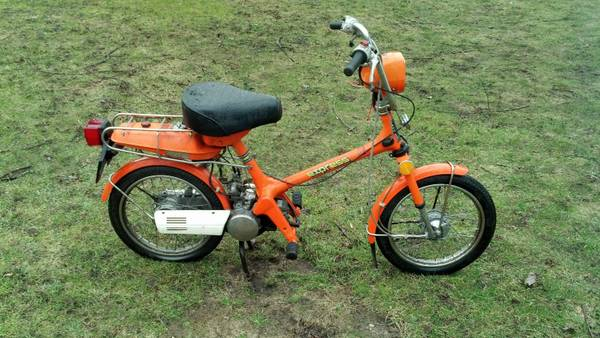 Honda Express Cl Tracker P 2 Yamaha Qt50 Luvin And Other