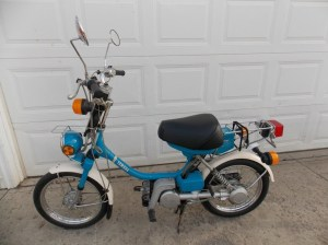 QT50, MJ50 Craigslist Tracker – Yamaha QT50 luvin and other nopeds