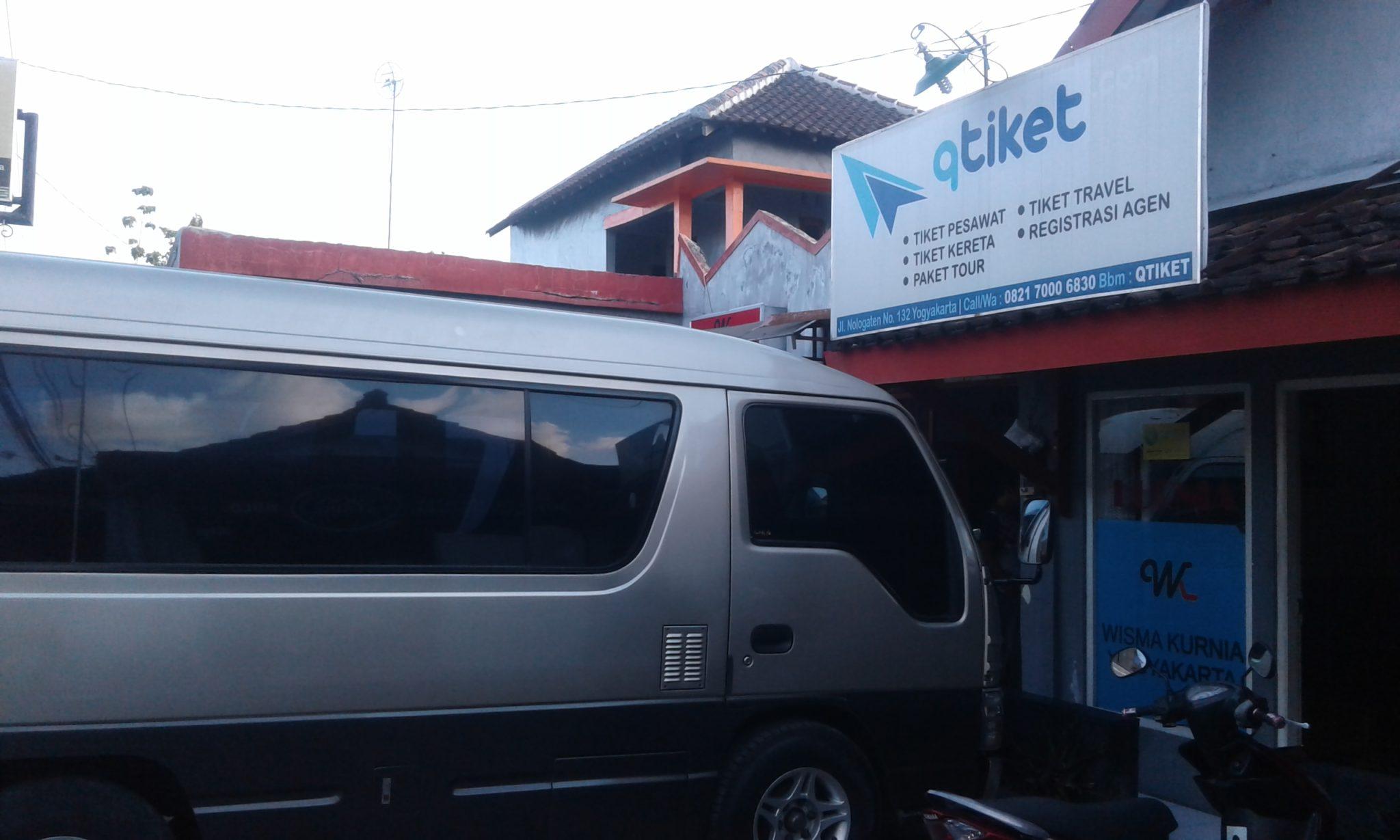 Agen travel Yogyakarta