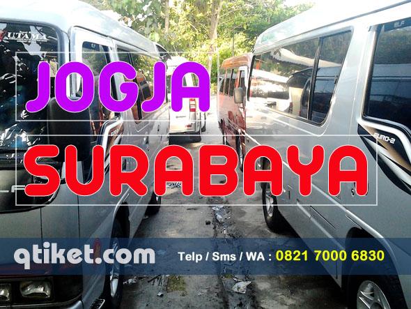 Travel Jogja Surabaya Murah eksekutif yang bagus
