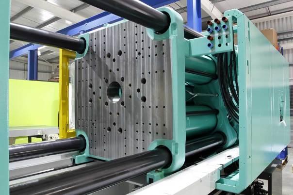 QT Manufacturing Adds 250T Press