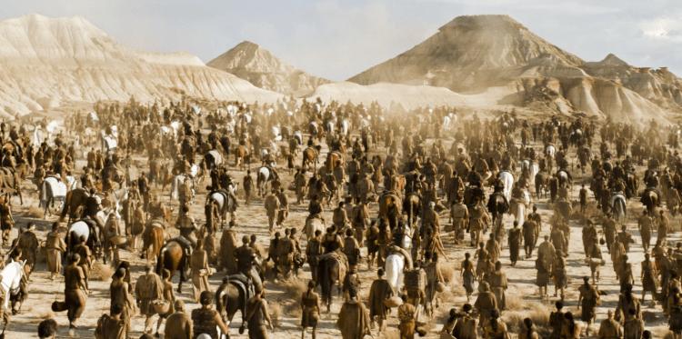 Top 10 Dothraki Facts QTopTens