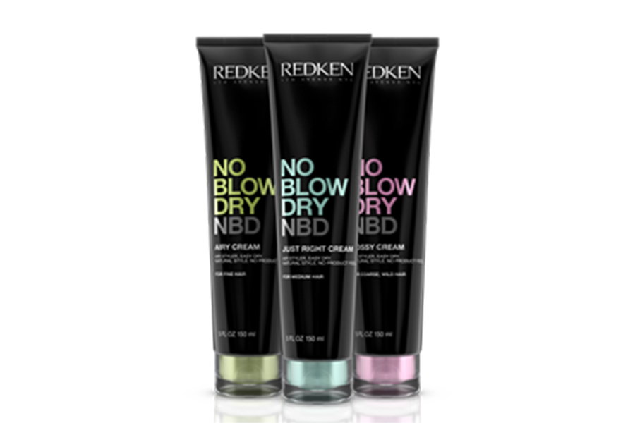 Air Dry Style With Redkens No Blow Dry American Salon