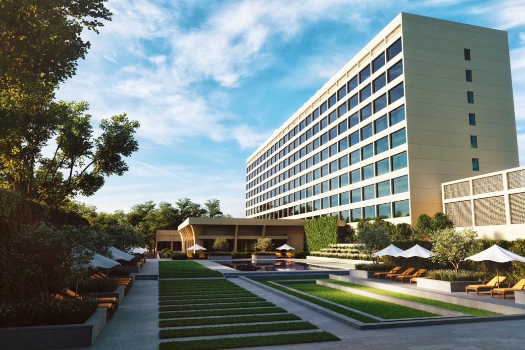 the oberoi, luxury hotel in delhi