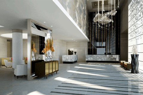 Five Designers Combine For Four Seasons Hotel In Abu Dhabi