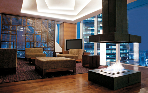 The Presidential Suite At Park Hyatt Seoul Offers Comforts Of A Luxurious City Apartment