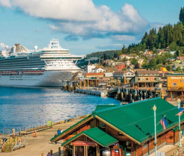 What To Expect From Alaskas Record Cruise Season