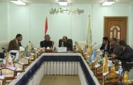 موجز اجتماع لجنة عمداء كليات القانون في العراق(محافظة بابل )
