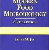 كتاب Modern Food Microbiology (6th Edition