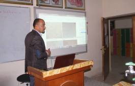 كلية الطب البيطري / جامعة القادسية تقوم بتنظيم حلقة نقاشية عن العلاجات المضادة الفيروسية