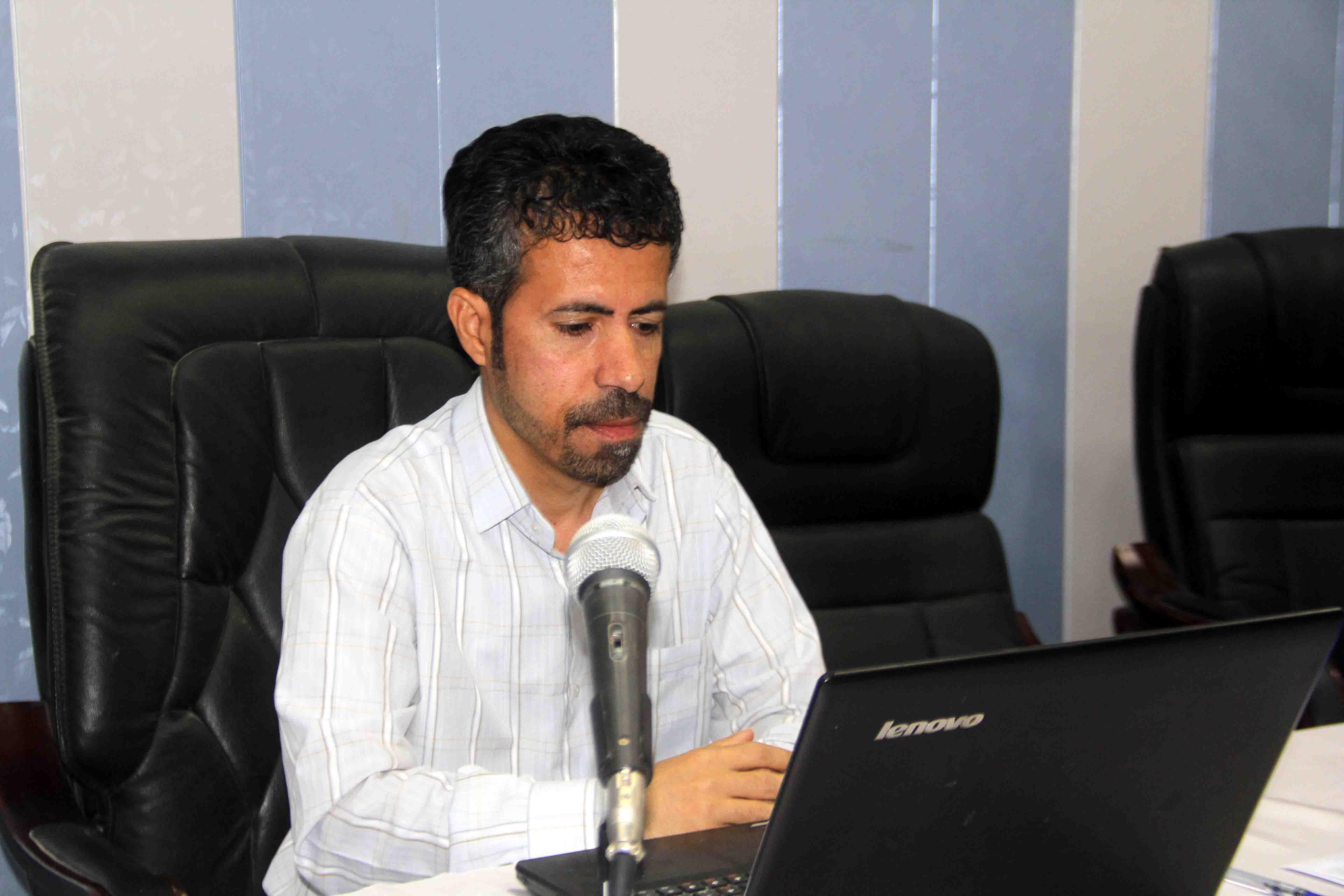 كلية الطب البيطري /جامعة القادسية تقيم دورة في تعليم اللغة العربية لموظفي الكلية