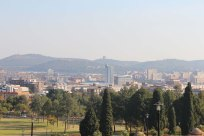 Voortrekker Monument & hotel from the Union Building.