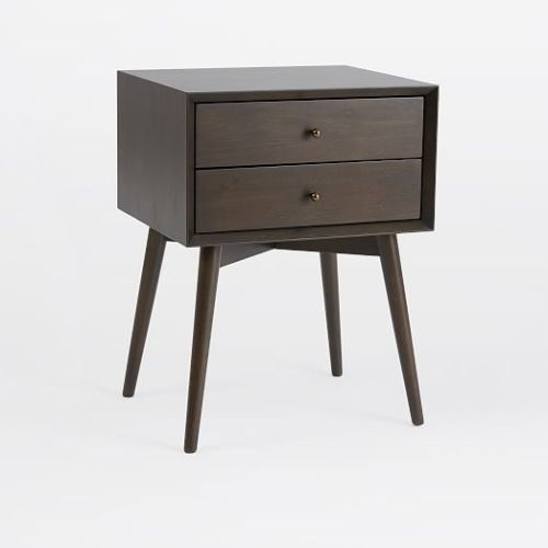 West Elm Mid-Century Nightstands