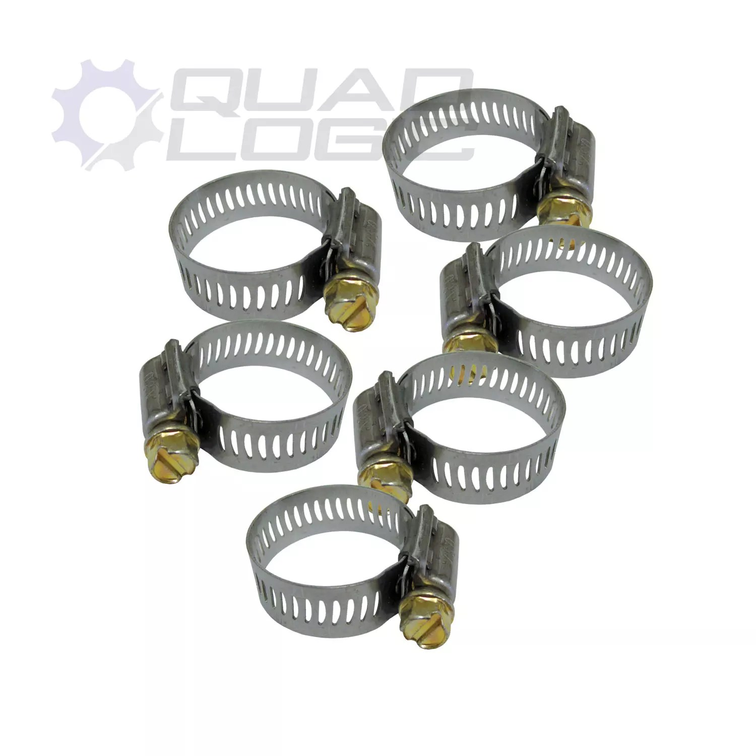 Scrambler 500 Coolant Hose Clamps Set Of 6