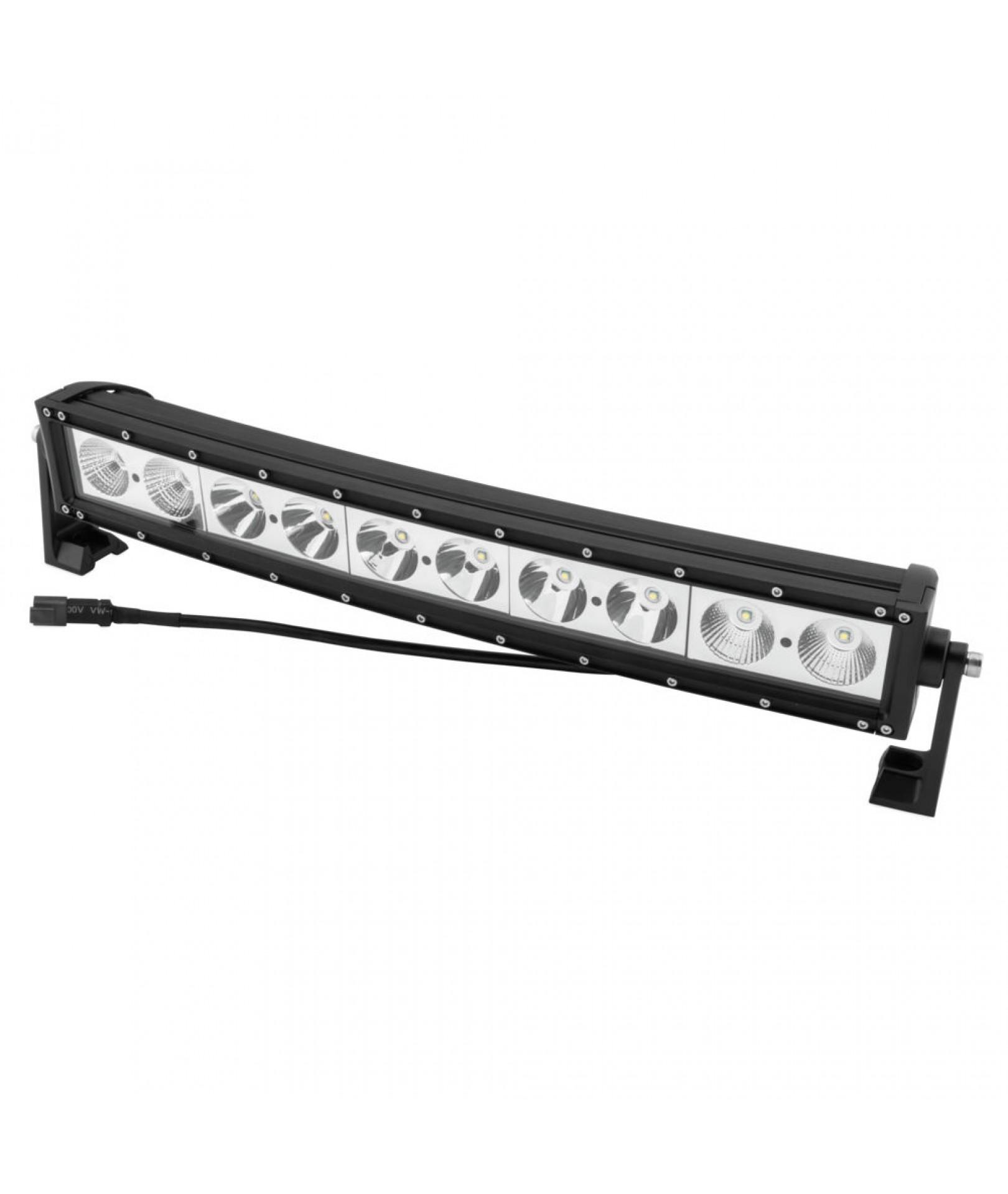 Curved Single Row Light Bars