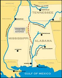 Hunting On The Tombigbee - Tva hunting maps