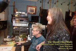 Howard and producer/engineer Donnie Gullett