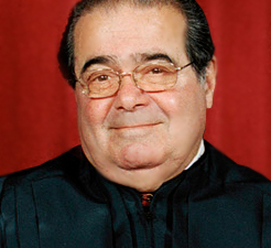 Associate Justice Antonin Scalia