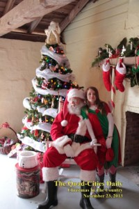 Image result for Christmas in the Country lagrange mountain quad cities daily