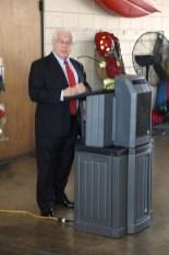 Florence Mayor Steve Holt