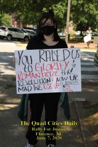 Black Lives Matter Florence_060720_2811