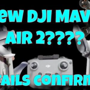 DJI Mavic Air 2 Details Confirmed