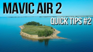 Mavic Air 2 - Best Hyperlapse, How to Edit D-Cinelike, Night Flying.