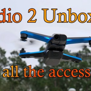 Skydio 2: Unboxing all the accessories