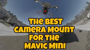 The BEST camera mount for the Mavic Mini