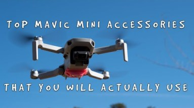 Top DJI Mavic Mini Accessories you will actually use