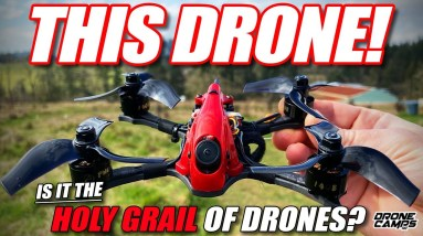 """The PERFECT Beginner 3"""" Drone! - SKYZONE ATOMRC DODO D135 PLUS - FULL REVIEW & FLIGHTS 🏆"""