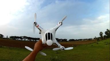 Cheerson CX-20 Quadcopter Return to Home, Almost Lost!