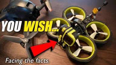 DJI FPV DRONE can't do THIS! - iFlight BUMBLEBEE V3 HD Cinewhoop - CINEMA & FREESTYLE FLIGHTS 🏆