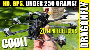 HD Hexacopter! - Skyzone Atomrc Dragonfly HD Gps Hexacopter Review
