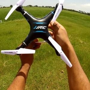 JJRC H5P Quadcopter Test Flight