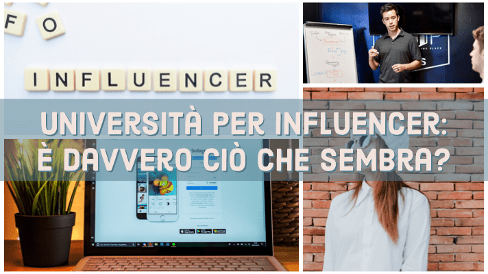 Università per influencer