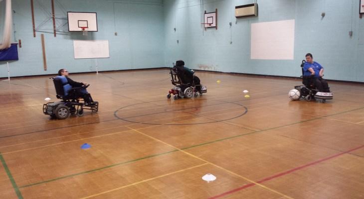Powerchair football - Lincolnshire - disability