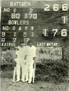ACM. Lafir and Ronnie Stephens