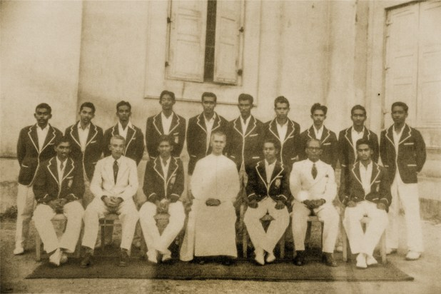 St. Benedict's College 1st XI Cricket 1957
