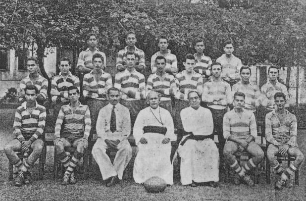 SJC Rugger Team 1959