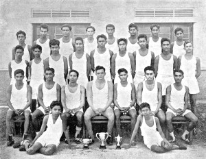 1956 St Aloysius Athletics
