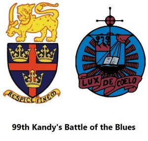 Kandy's Battle of the Blue