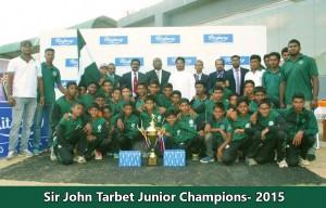 junior champs