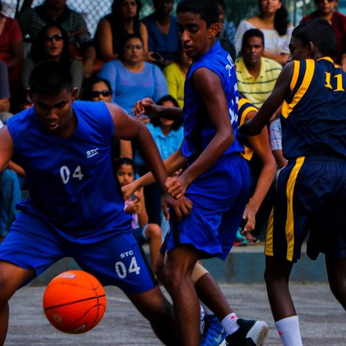 RC Vs STC Basketball-14
