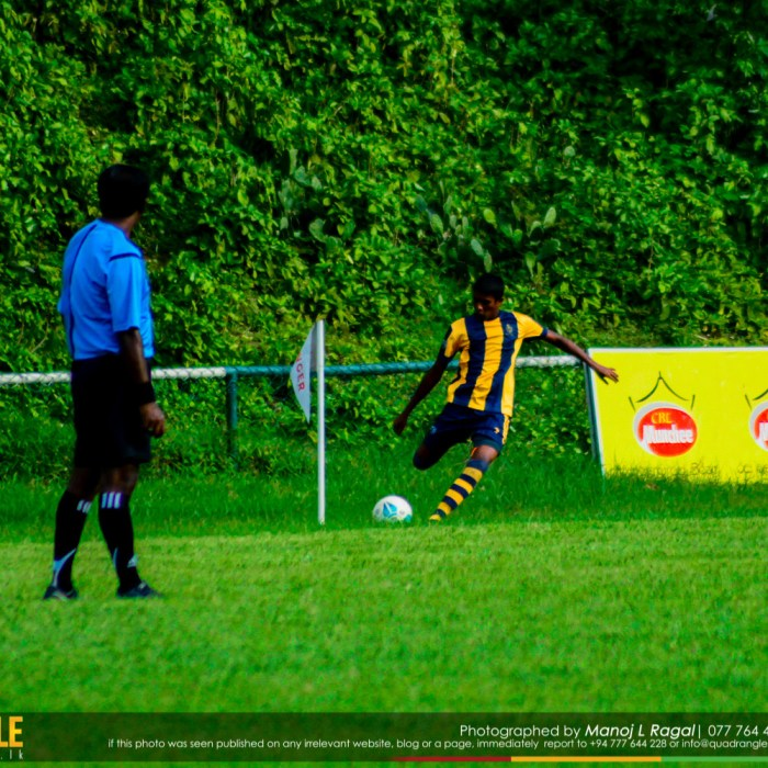 TCK Vs RC Football
