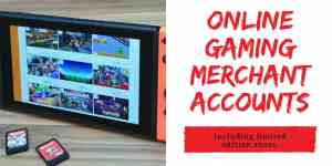 Online Gaming Merchant Accounts