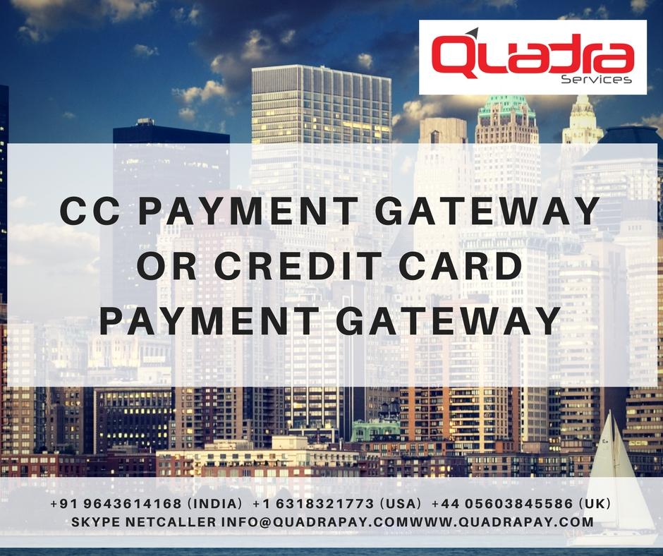 CC Payment Gateway