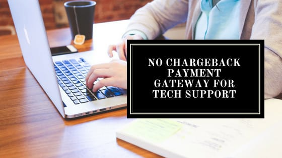 No Chargeback Payment Gateway for Tech Support