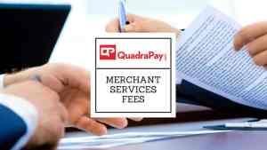 Merchant Services Fees